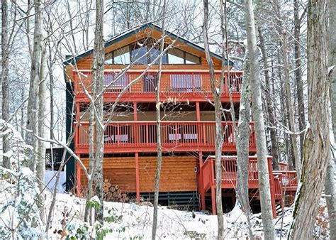 Gatlinburg Cabin Rental Top 5 Reasons To Plan A Winter Getaway To Our Gatlinburg