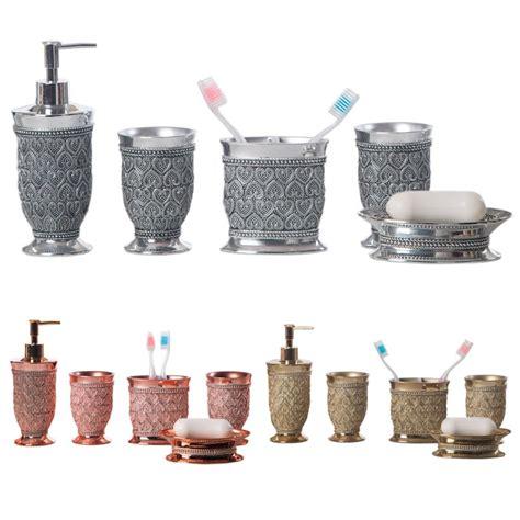 accessories sets luxury luxury bathroom accessories quot quot bathroom accessory set Bathroom