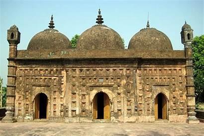 Mosque Bangladesh District Dinajpur Mughal Architecture Masjid