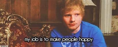 Happy Sheeran Edward Job Head Ed Boy