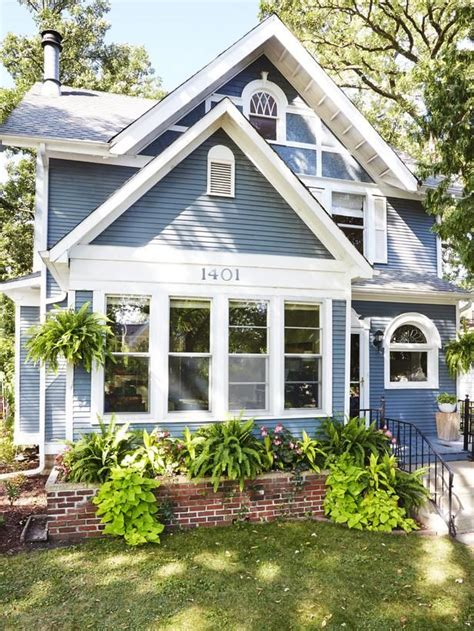interesting exterior paint colors for cottage style homes by collection bedroom view