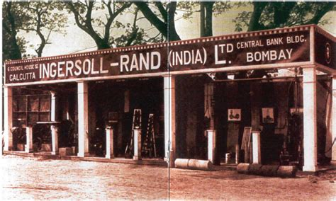 ingersoll rand india ltd company