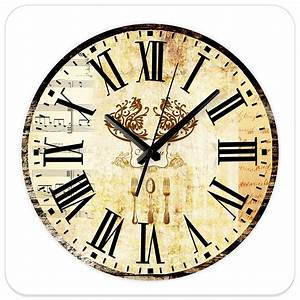 decorative kitchen wall clocks kitchen ideas With kitchen colors with white cabinets with art deco wall clocks large