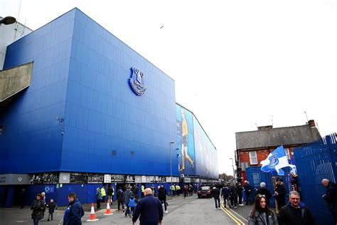 Everton vs Liverpool: Merseyside derby could be played at ...