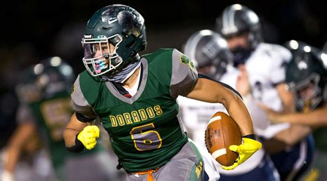 Scores from Friday night's high school football slate in ...