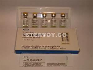 Deka  U2013durabolin-holand 2ml  1amp