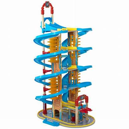 Tower Kidkraft Vortex Super Racing Track Costco