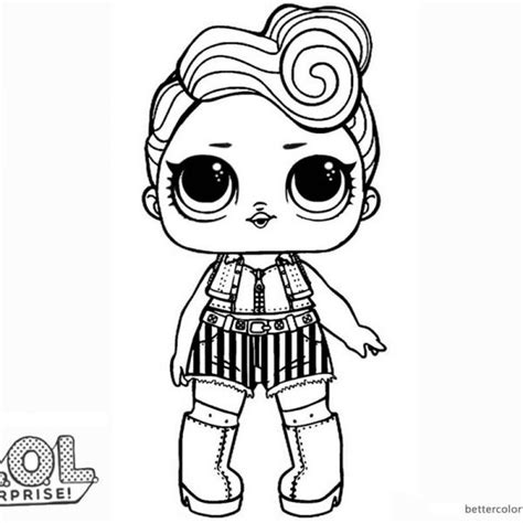 lol surprise doll coloring pages funky qt coloring books cartoon coloring pages emoji