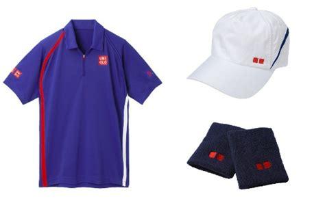 Novak Djokovic Tennis Apparel Collection At Uniqlo