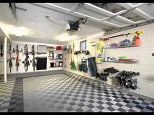 Www Style Your Garage Com : garage decorating ideas youtube ~ Markanthonyermac.com Haus und Dekorationen