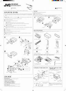 Jvc Kd Sc945 Installation User Manual Get0143 004a