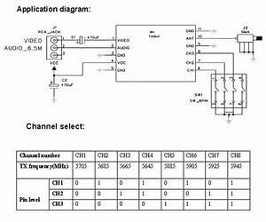 5 8ghz Fpv Wireless Video Transmitter - Mini Module