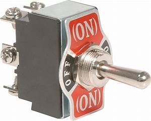 On  Off  On  Momentary  Toggle Switch