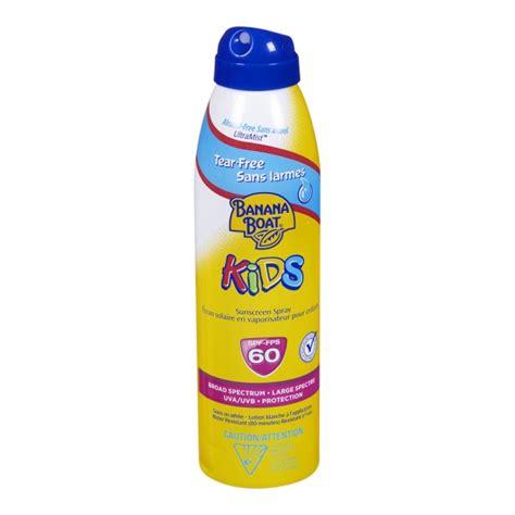 Banana Boat Sunscreen Spray by Buy Banana Boat Sunscreen Spray In Canada Free