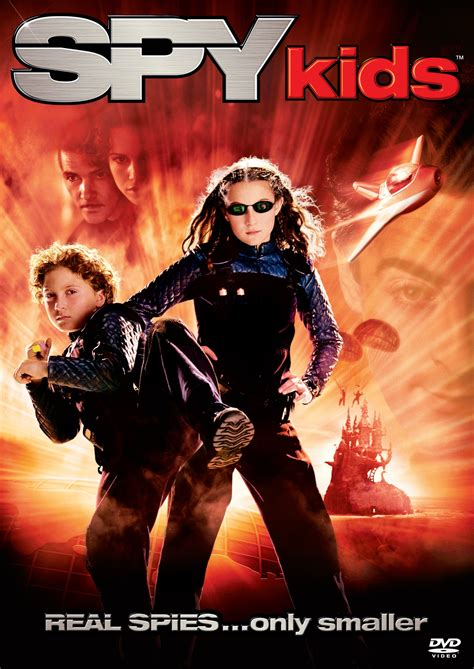 Spy Kids Dvd Release Date September 18 2001