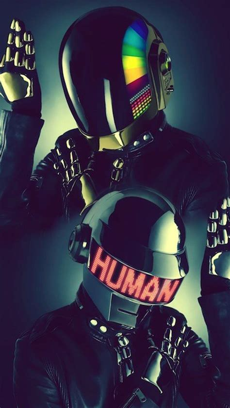 Music iPhone Wallpaper HD Daft Punk | Daft punk, Fondo de ...