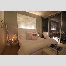 Modern White Bedroom  Modern  Bedroom  Houston By