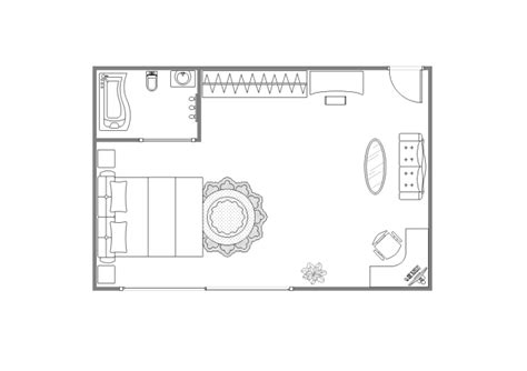 Bedroom Floor Plan by Bedroom Floor Plan Free Bedroom Floor Plan