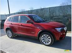 2016 Melbourne Red Metallic BMW X3 xDrive28i #110971287