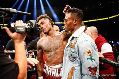 jermall charlo stops julian williams results boxing