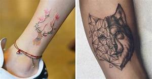 20 Adorable Tattoos For People Who Totally Love Animals