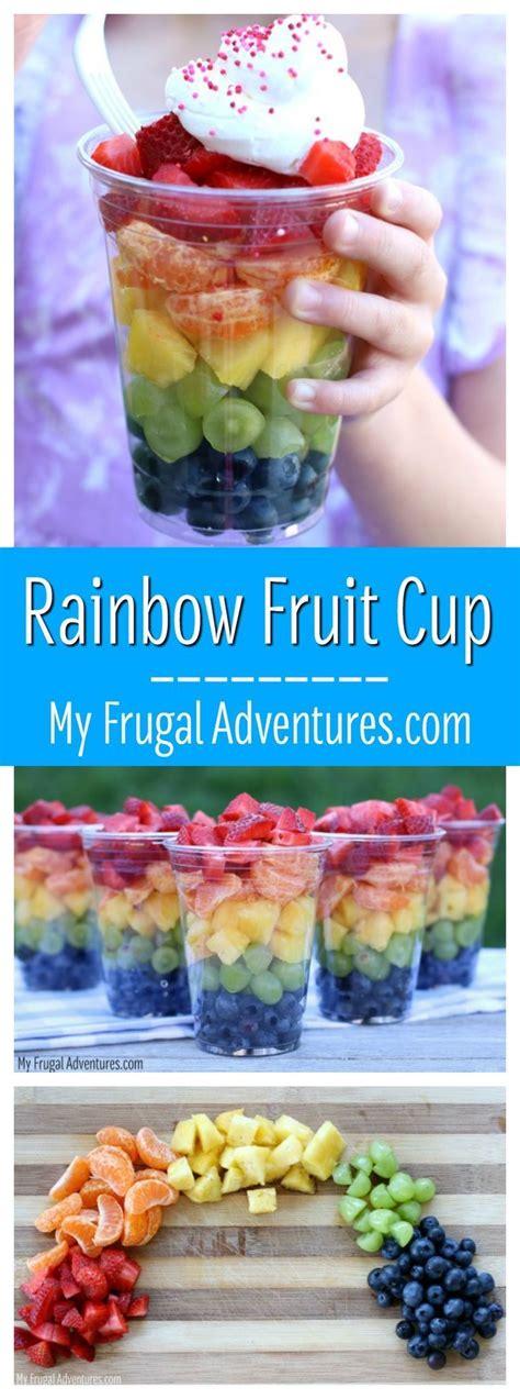 25 Best Ideas About Fruit Cups On Pinterest Cream