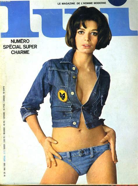 lui magazine homme moderne lui le magazine de l homme moderne n 176 29 numero special charme collectif