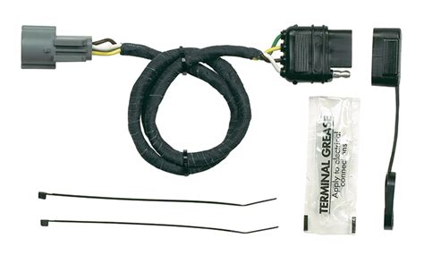 hopkins towing solution 40455 plug in simple vehicle to