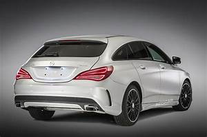 Mercedes Cla Break : mercedes benz cla shooting brake revealed autocar ~ Melissatoandfro.com Idées de Décoration