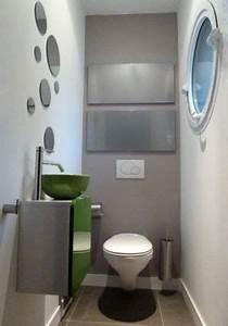 toilettes interieur photos et toilette With merveilleux quelle couleur pour les wc