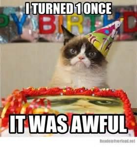 Grumpy Cat Birthday Party