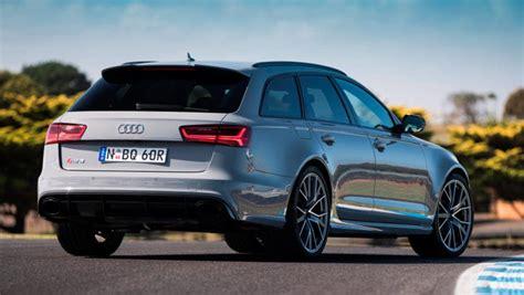 Audi Rs6 Avant 2016 Review