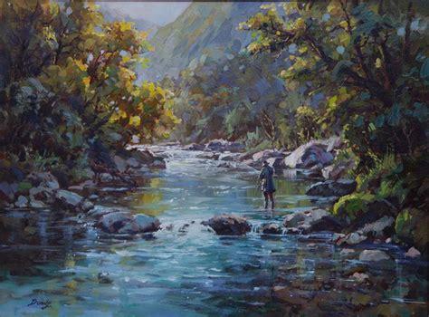 ben ho artist  wanaka fine art gallery