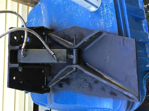 Fitting Boat Trim Tabs by Trim Tabs With Thru Hull Fitting And Pumps Offshoreonly