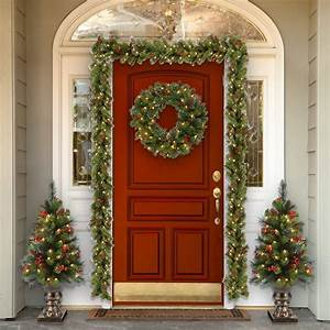 5, Ways, To, Make, Your, Front, Door, Look, Festive, For, Less, Than, 50