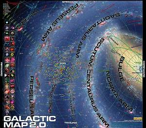 Space Maps - Atomic Rockets