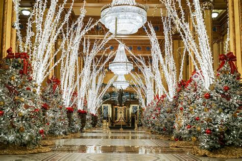 The Roosevelt Hotel New Orleans Christmas Decorations by 10 New Orleans Holiday Events To Enjoy This Season
