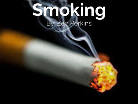 smoking  perkizoe