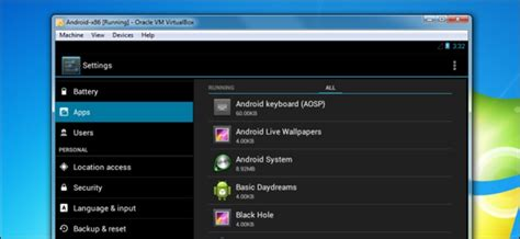 android virtualbox how to install android on pc using virtualbox
