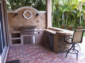 outdoor kitchen backsplash ideas custom outdoor kitchen built in bbq grill island with backsplash and stack ledge gas