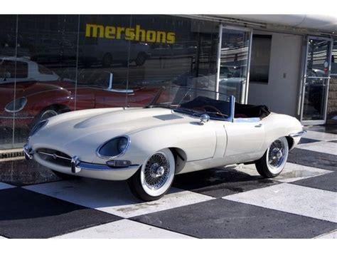 Jaguar Xke Restoration by 1962 Jaguar E Type Series I Xke Fresh Restoration