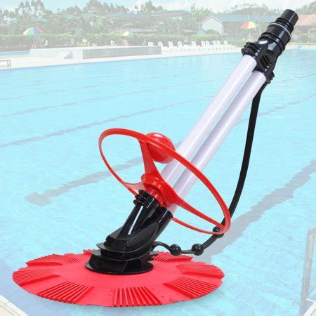 Automatic Swimming Pool Cleaner Vacuum Inground Above