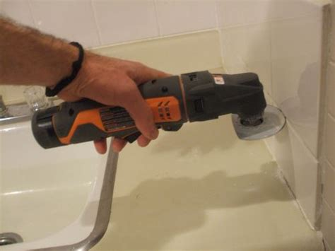 Remove Bathroom Tiles by How To Regrout Ceramic Tile