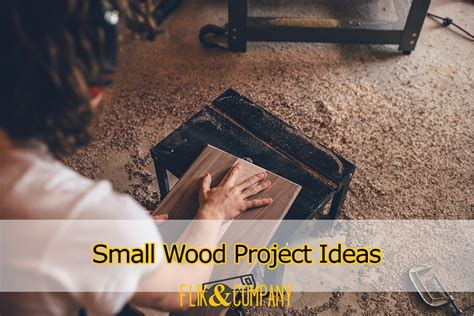 inexpensive small wood projects   easy