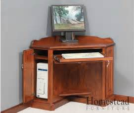 corner computer desk with interior furniture gorgeous corner computer pictures to pin on pinterest
