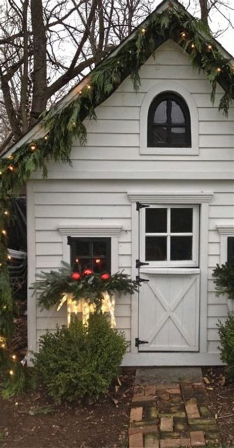 decorating a shed shed decor home decorating trends homedit