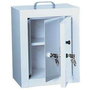 $39000  Locking Narcotics  Medicine Cabinet  Double