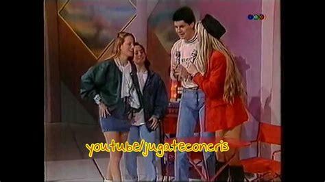 Jugate conmigo veni, veni, jugate ya! JUGATE CONMIGO 1991 - PRIMER PROGRAMA - CRIS MORENA - YouTube