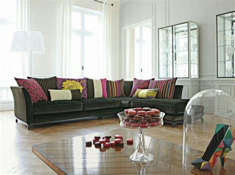 coussin pour canape gris canap 233 roche bobois en 25 photos mobilier haute de gamme