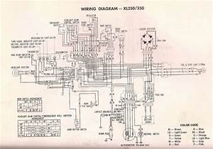 Yamaha Sr250 Wiring Diagram